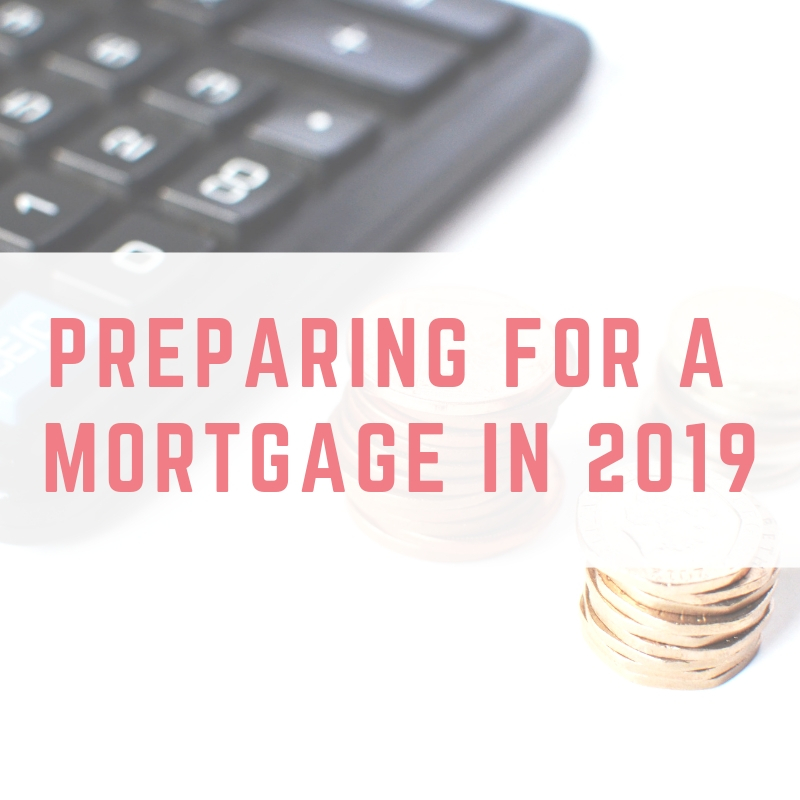 Preparing for a Mortgage