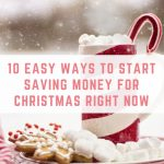 10 easy ways to start saving money for Christmas RIGHT NOW
