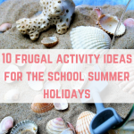 10 frugal activity ideas for the school summer holidays