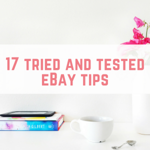 17 tried and tested eBay tips