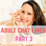 Chat lines for adults