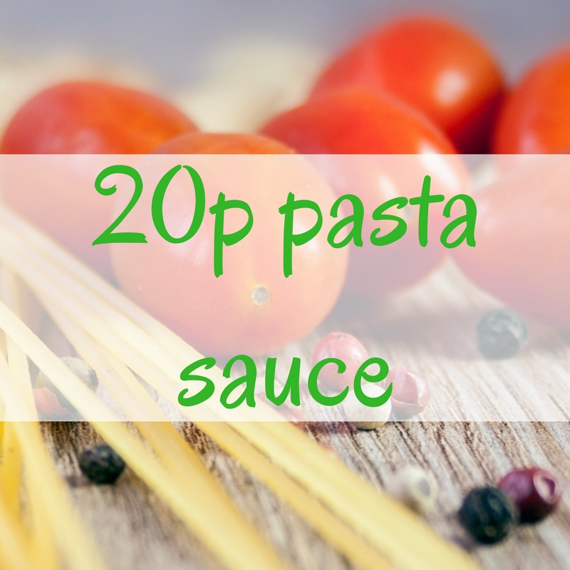 20p-pasta-sauce pasta sauce