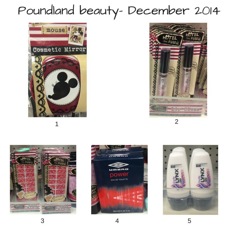 Poundland Dec 3