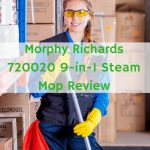 Morphy Richards 720020 9-in-1 Steam Mop Review