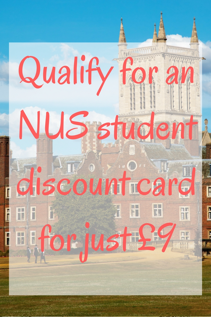 how to get student card for discounts