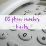 08 phone number hacks