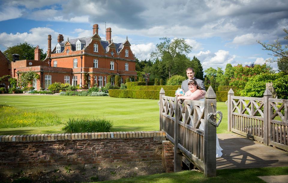 From Aldi To Harrods wedding Chippenham background