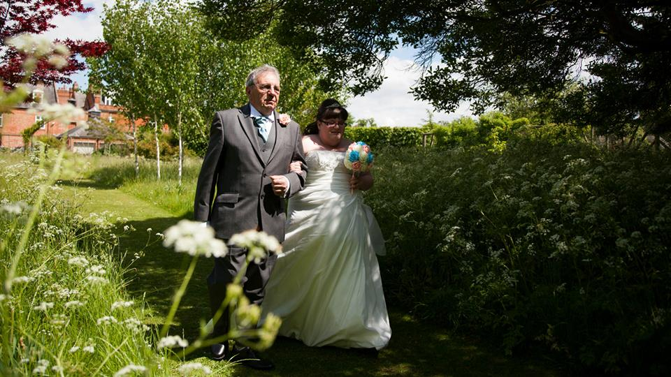 From Aldi To Harrods wedding aisle