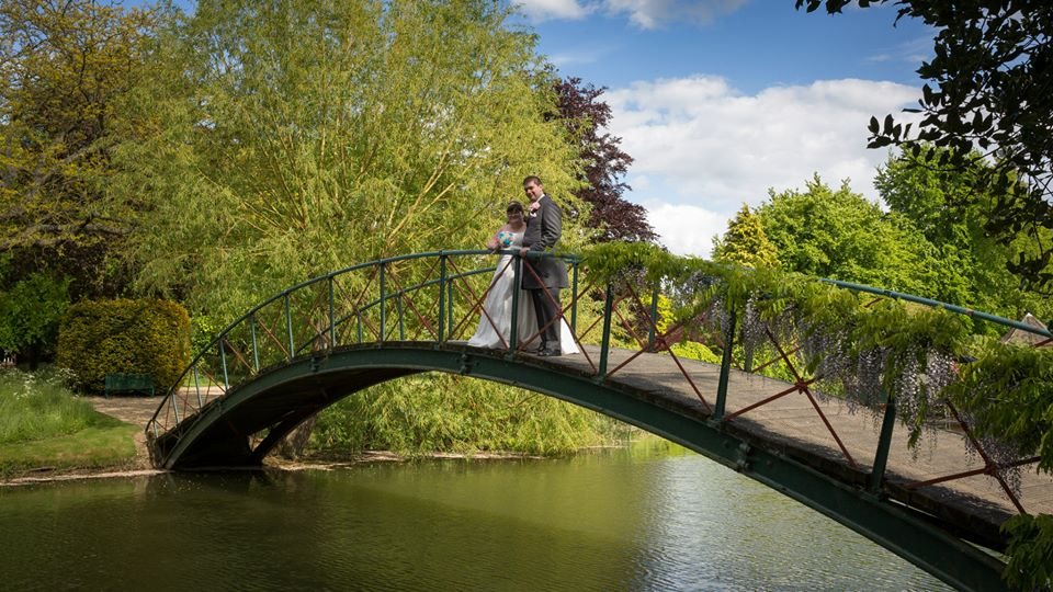 From Aldi To Harrods wedding bridge
