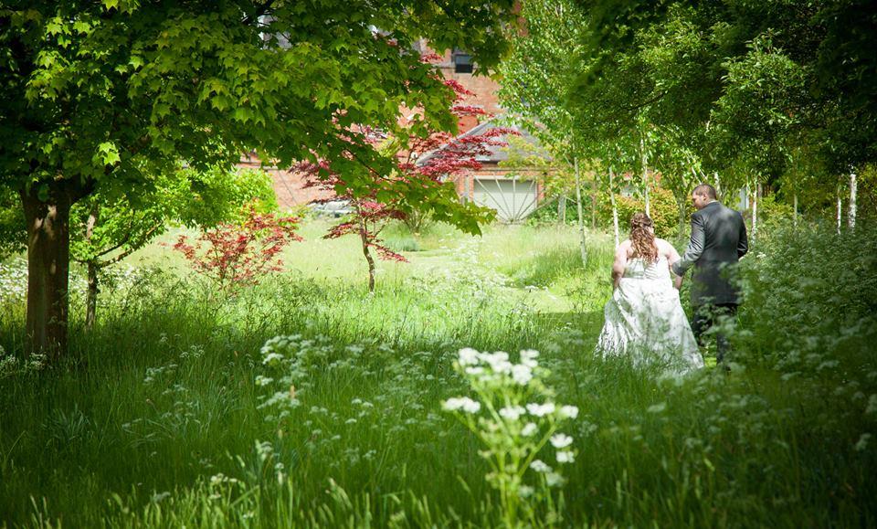 From Aldi To Harrods wedding escape