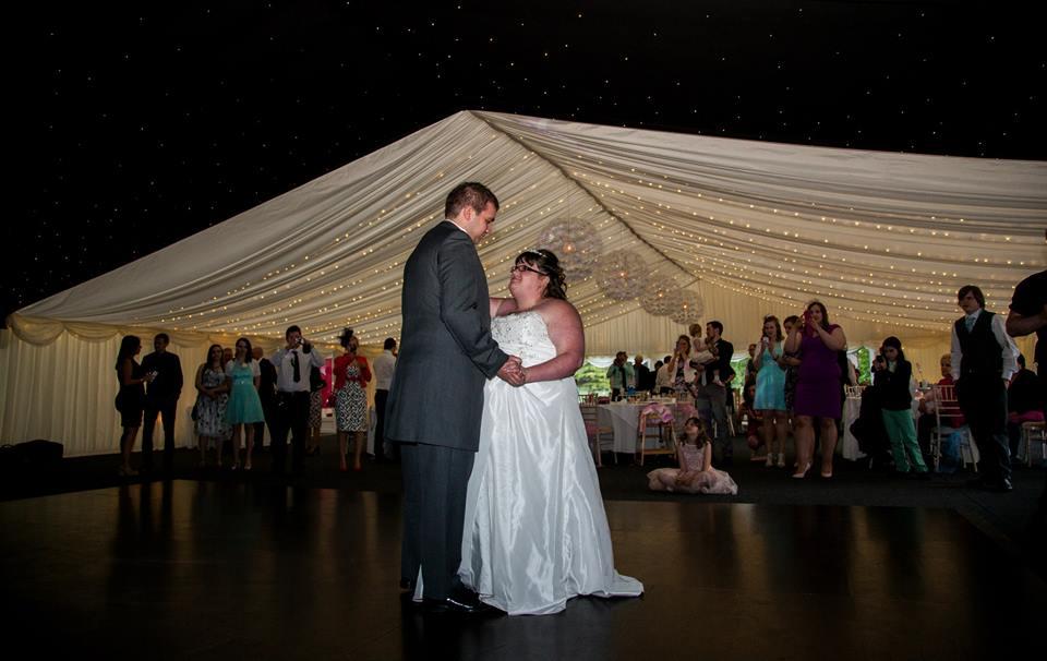 From Aldi To Harrods wedding first dance