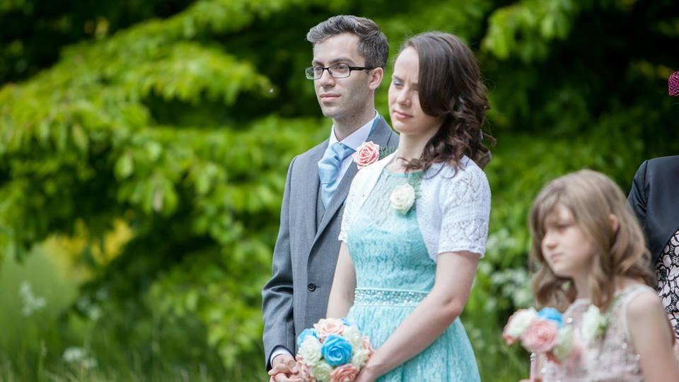 From Aldi To Harrods wedding friends