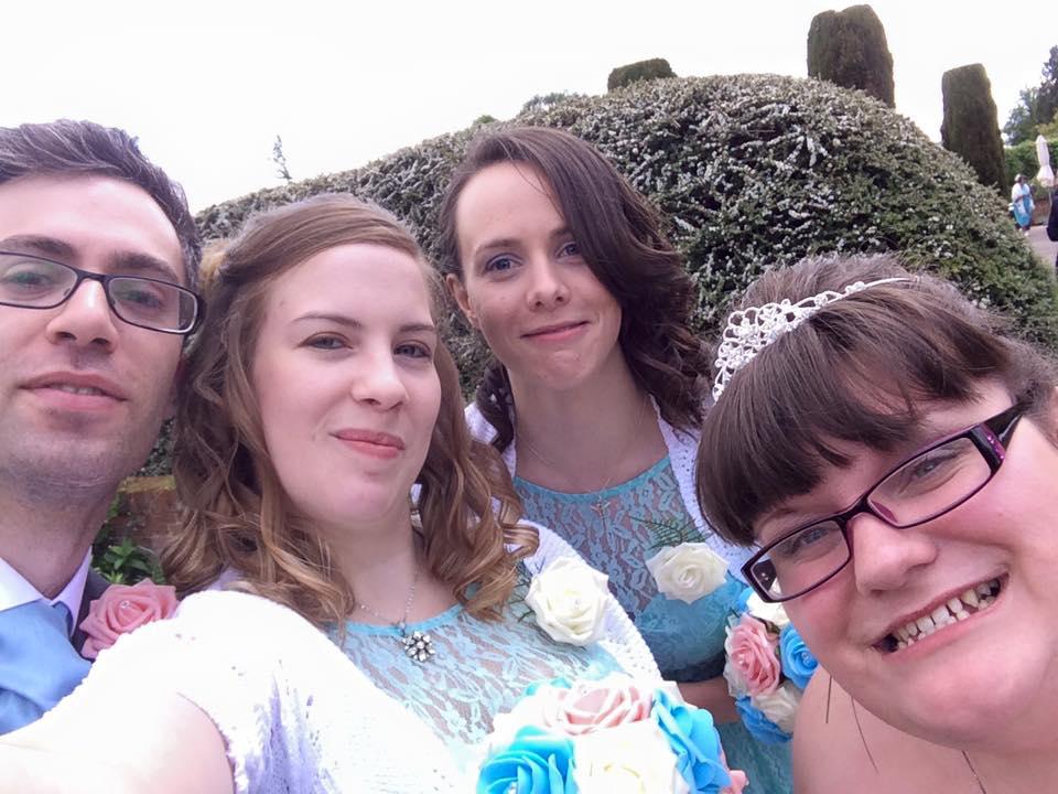 From Aldi To Harrods wedding selfies