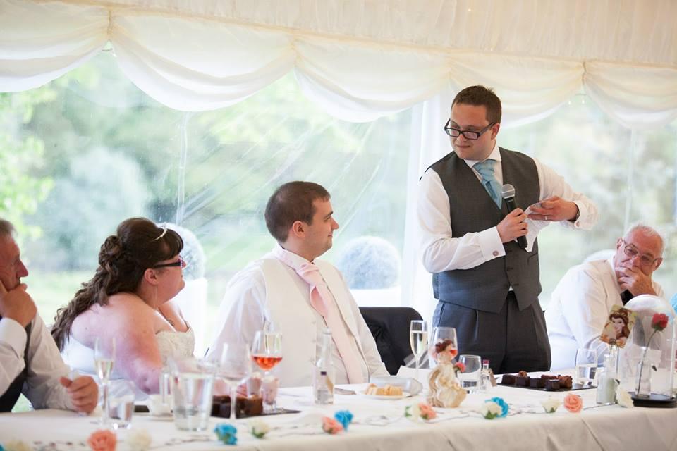 From Aldi To Harrods wedding speeches 2