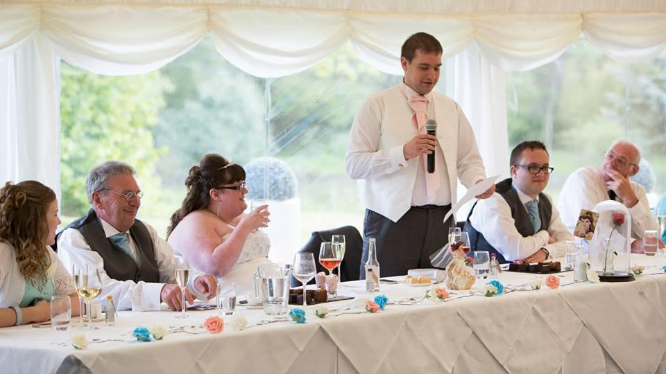 From Aldi To Harrods wedding speeches 3