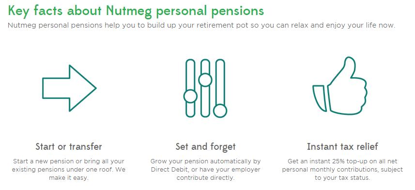 nutmeg pension