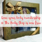 BodyShop Love Your Body membership is now free