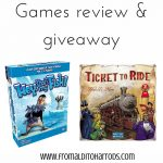 Games review & giveaway