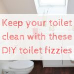 Keep your toilet clean with these DIY toilet fizzies