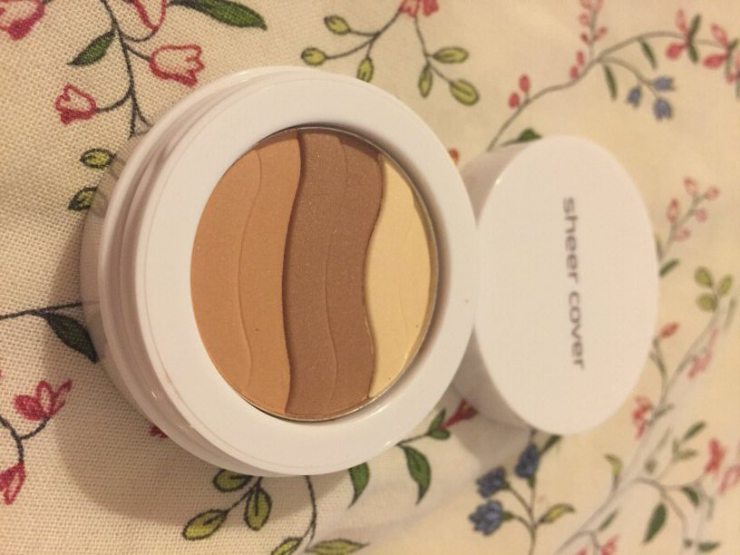 Sheer Cover Bronzing minerals