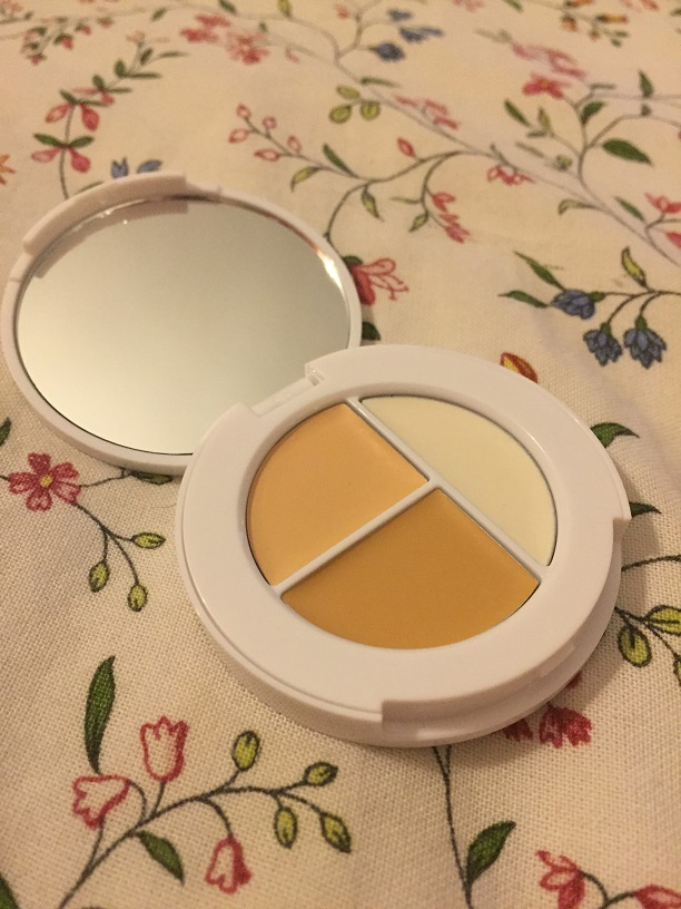 Sheer Cover Conceal and Brighten trio