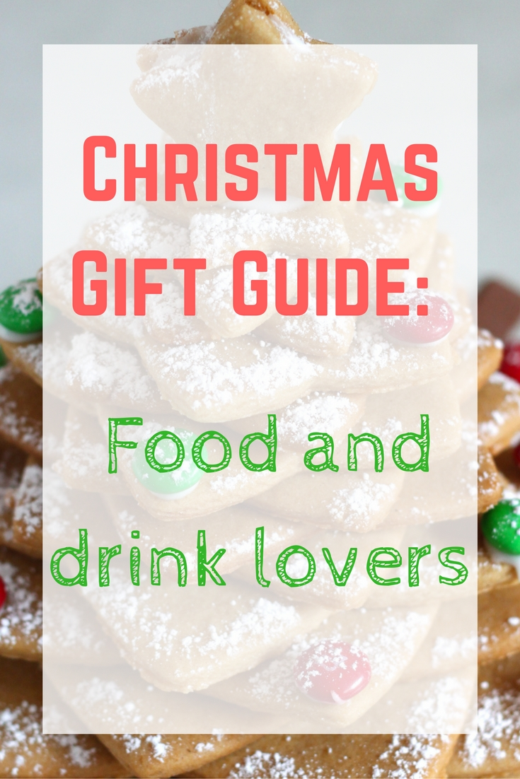 Christmas gift guide food and drink lovers 1 emmadrew info Christmas gift ideas for cooking lovers