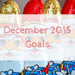 December 2015 goals