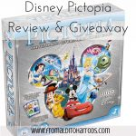 Disney Pictopia review & giveaway