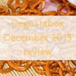 Degustabox December 2015 review