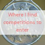 Where I find competitions to enter