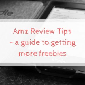 Amz Review Tips – a guide to getting more freebies