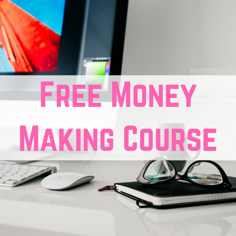 free-money-making-course