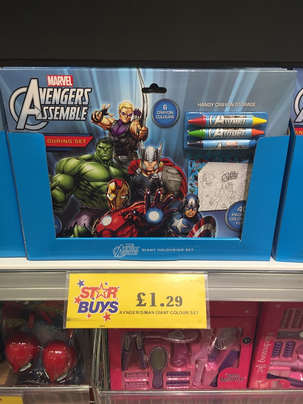 What's Awesome in Home Bargains April 2016 06