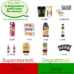 Degustabox review – May 2016 & get £7 off