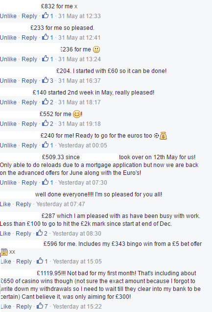 Matched Betting May 2016 2