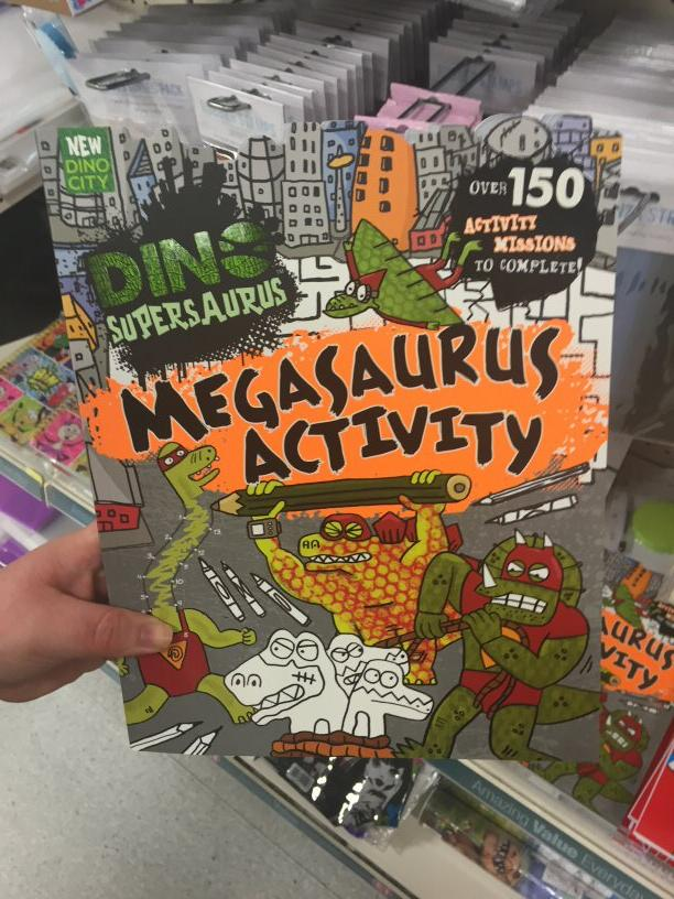 What's Awesome in Poundland in June 2016 24