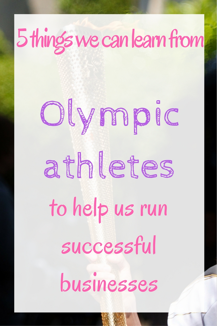 5-things-we-can-learn-from-olympic-athletes-to-help-us-run-successful-businesses learn from Olympic athletes
