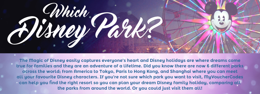 Which Disney Park Should You Visit