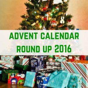 2016 advent calendar round up
