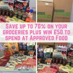 My experience with Approved Food and win £50 to spend
