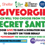 Make your Secret Santa gift count with #GiveOrGift