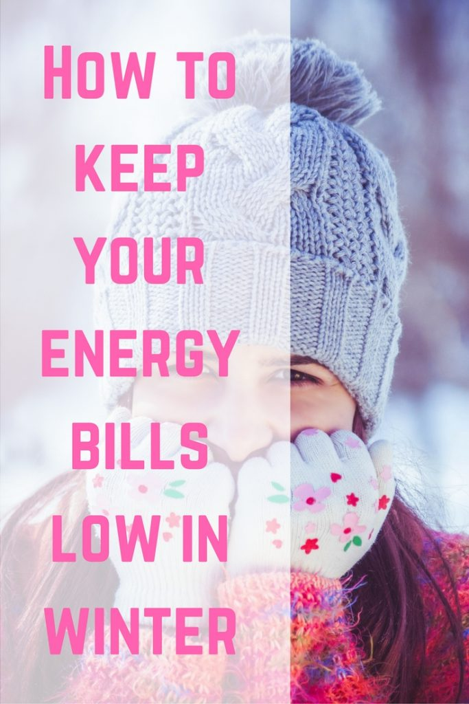 How to keep your energy bills low in winter