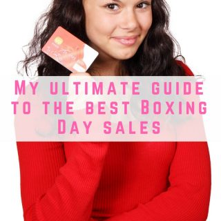 My ultimate guide to the best Boxing Day sales