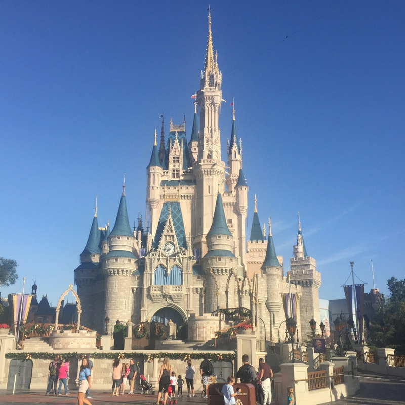 holiday to Walt Disney World