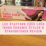 Lee Stafford CoCo LoCo Irons Ceramic Styler & Straightener Review