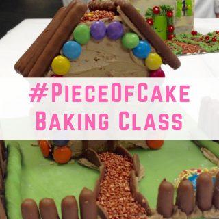 #PieceOfCake Baking Class