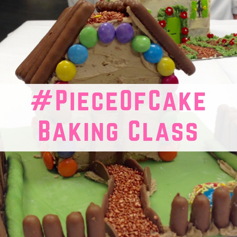 #PieceOfCake Baking Class london and county