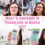What's awesome in Poundland in March 2017