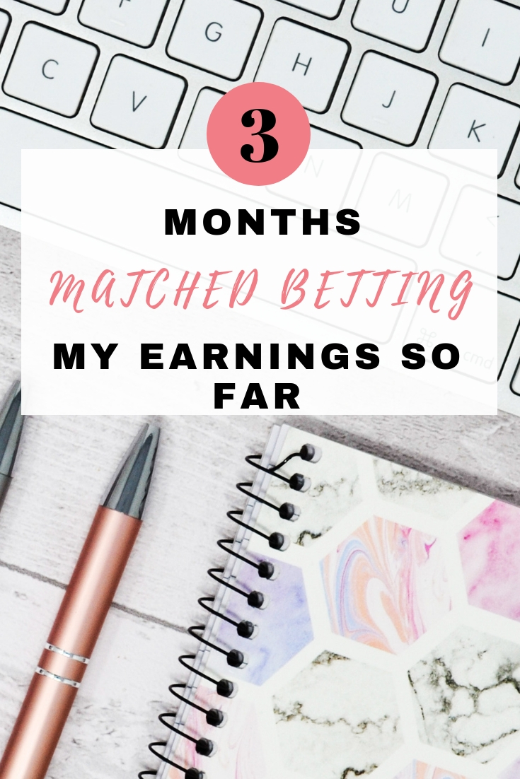 matched betting earnings