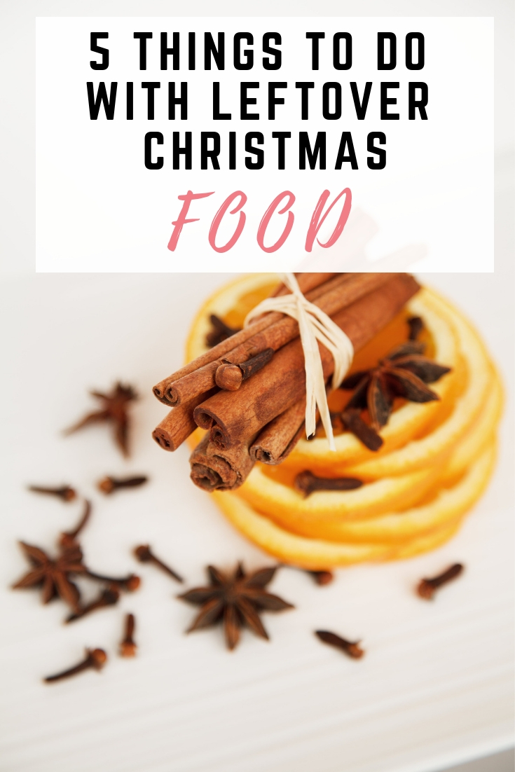 5 things to do with leftover Christmas food